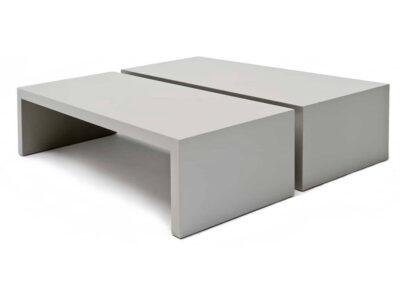 mesa centro a medida arco
