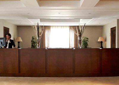 Hoteles Recepciones