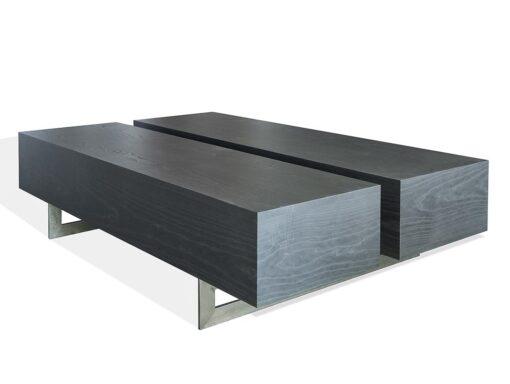 mesa centro ara metal