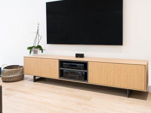 mueble tv tokio roble b
